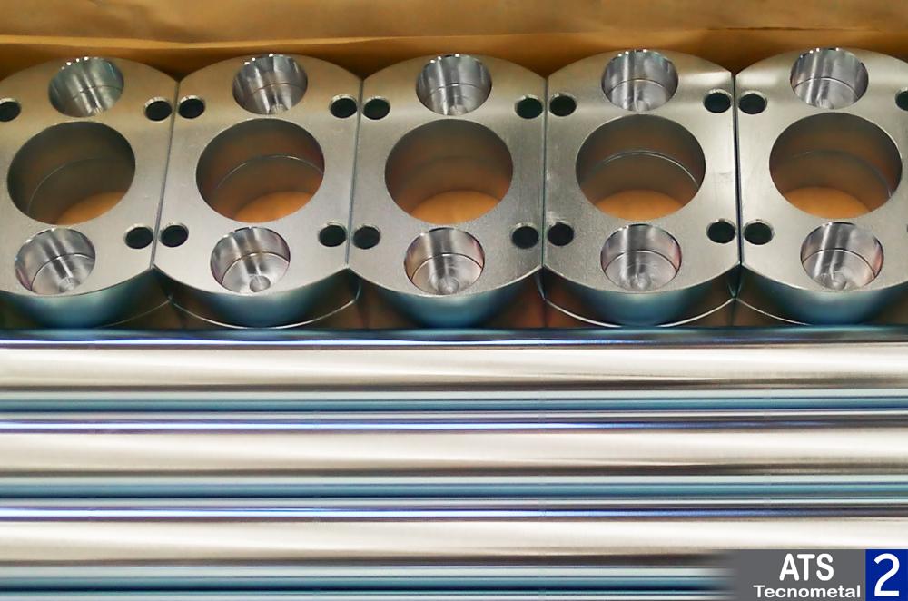 Trattamento di zincatura processo duplex